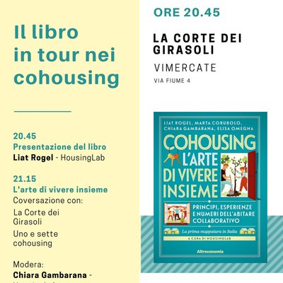 Volantino Libro Housing Lab